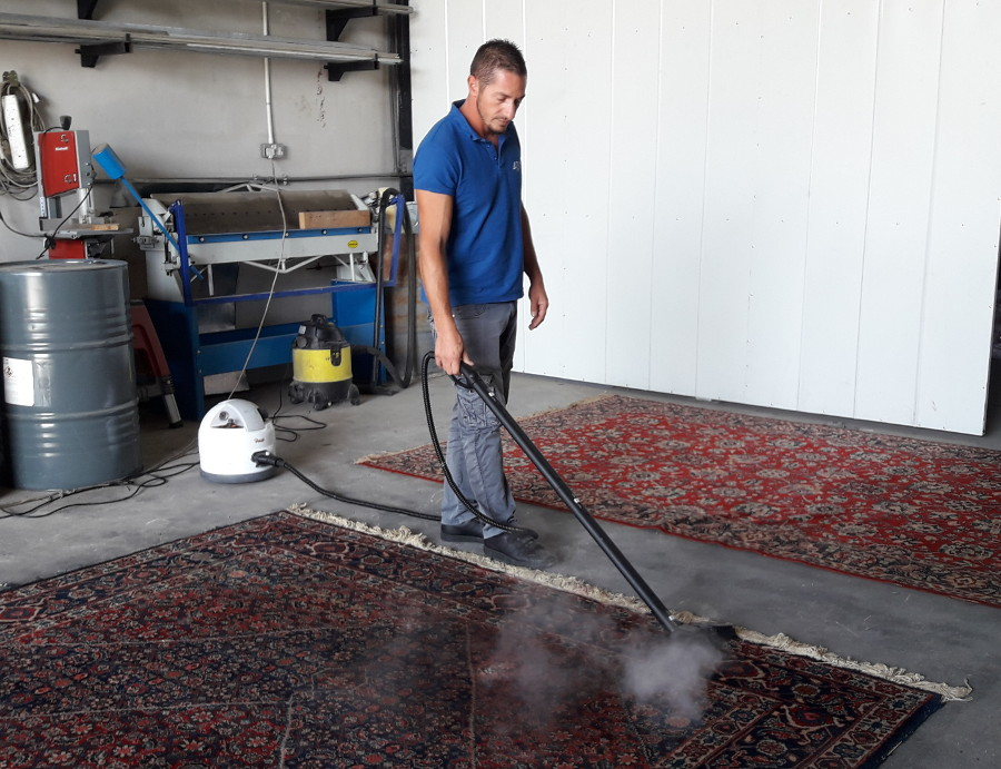 Heat Steamer Carpet