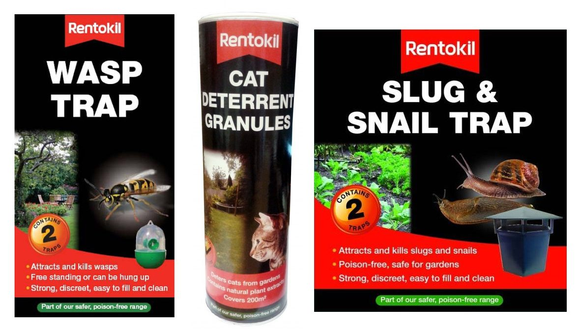 Rentokil Products Cyprus