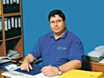 Atom Pest Control Cyprus Manager