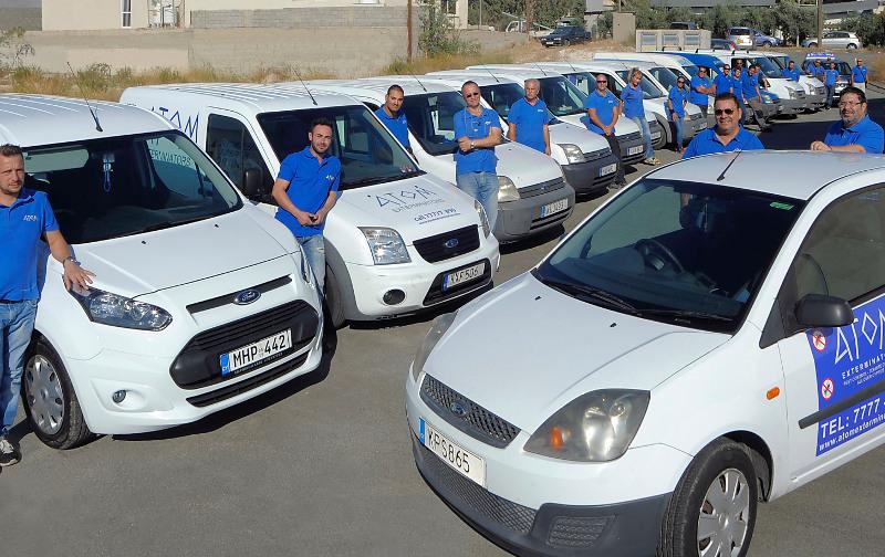 Pest Control Cyprus Team