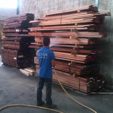 Lumber spraying Cyprus